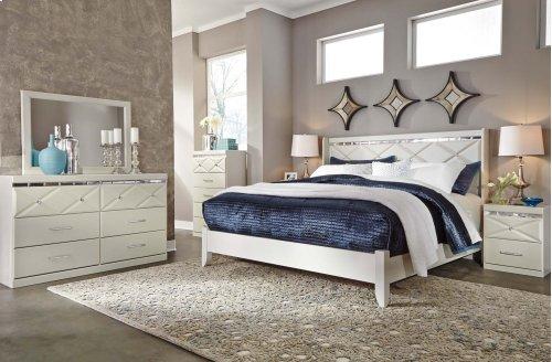 Dreamur - Champagne 2 Piece Bedroom Set