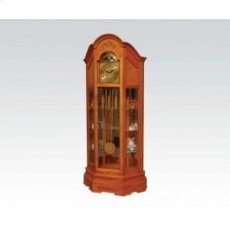Oak Grandfather Clock Product Image