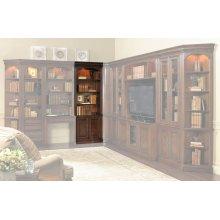 Home Office European Renaissance II 32'' Door Bookcase