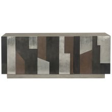 Smithson Credenza in Weathered Greige