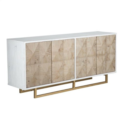 Northwood 4Dr Sideboard