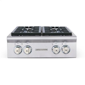 "American RangeCuisine Sealed-burner Rangetops 24"" LP Gas"