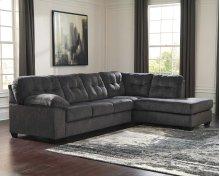 Accrington - Granite 2 Piece Sectional