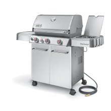 GENESIS® S-330™ NATURAL GAS GRILL -STAINLESS STEEL