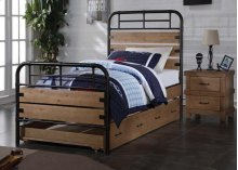 Adams Twin Size Bed