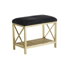 Bria Bench - Black