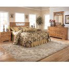 Bittersweet - Light Brown 5 Piece Bedroom Set Product Image