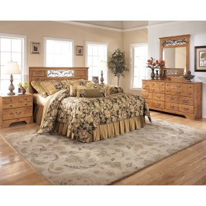 Ashley Furniture Bittersweet - Light Brown 5 Piece Bedroom Set