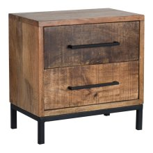 Beckett 2Dwr Nightstand