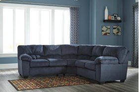 Dailey - Midnight 2 Piece Sectional