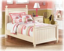 Twin Poster Footboard