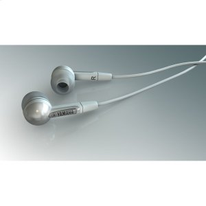YamahaEPH-C300 White In-ear Headphones