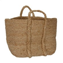 Jute Basket Natural