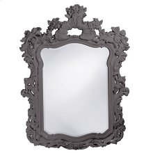Turner Mirror - Glossy Charcoal