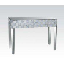 Nasa Console Table & Mirror