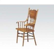 Assembled Arm Chair W/o Box