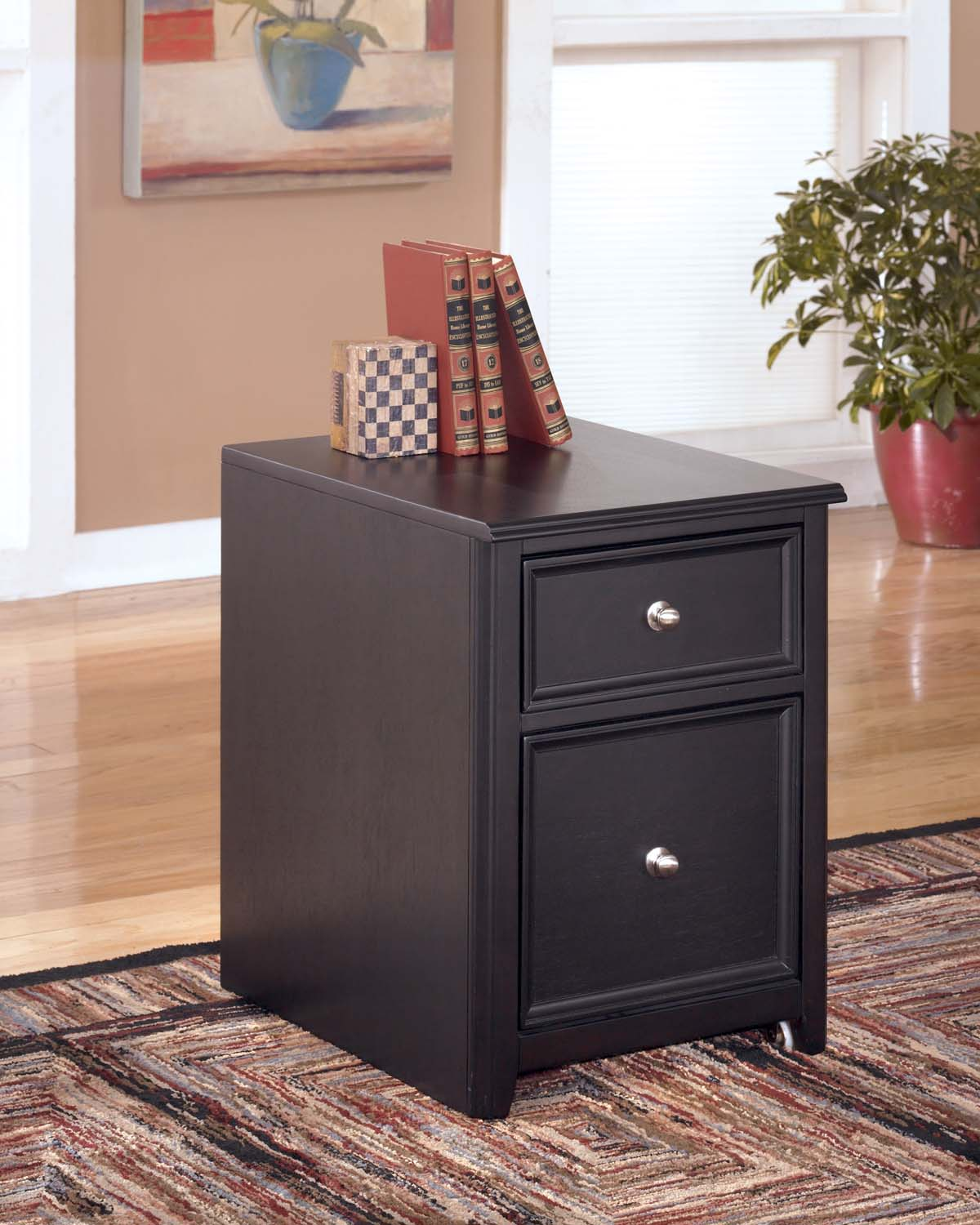 H37112 in by Ashley Furniture in Missoula, MT - File Cabinet