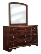 Lenmara - Reddish Brown 2 Piece Bedroom Set Product Image