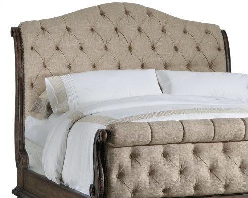 Bedroom Rhapsody King Tufted Bed