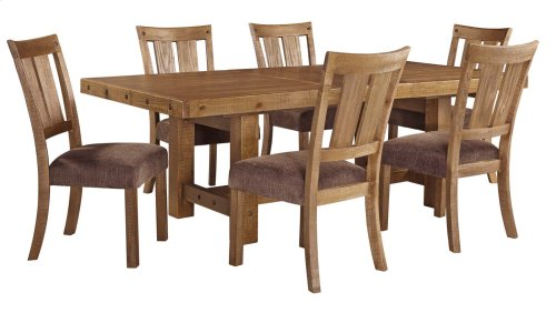 Tamilo - Gray/Brown Set Of 2 Dining Room Chairs