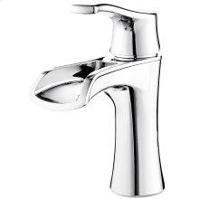 Polished Chrome Single Control Bathroom Faucet