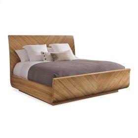 California King Bed to be veneer you