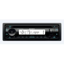 Marine CD Receiver with BLUETOOTH® Wireless Technology