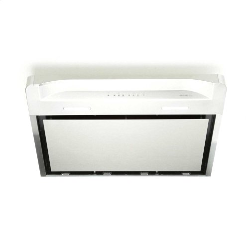 Alta 36-inch 500 CFM Stainless Steel Under-Cabinet Range Hood with LED light