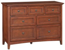GAC 7-Drawer McKenzie Dresser