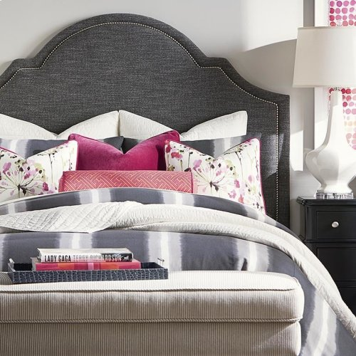 Custom Uph Beds Savannah Full Arched Bed