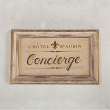 Peinture Concierge Art Photo