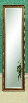 Bronze Gold Standing Mirror 17x63