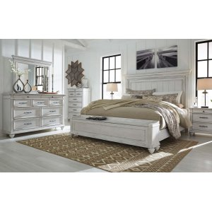 Ashley Furniture King/cal King Storage Ftbd