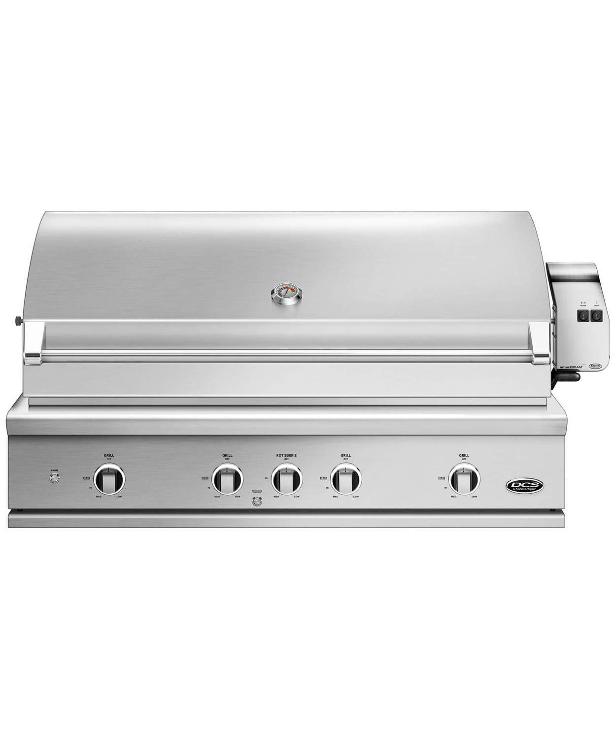 """Dcs48"""" Grill Series 9, Rotisserie And Charcoal (Lpg)"""
