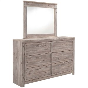 Ashley Furniture Willabry - Weathered Beige 2 Piece Bedroom Set