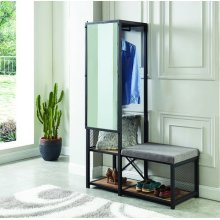 Gilfoyl Mirror W/ Bench