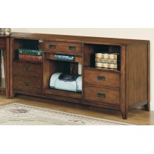 Home Office Danforth Open Credenza