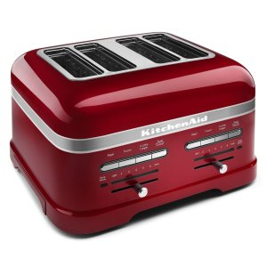 KitchenaidPro Line® Series 4-Slice Automatic Toaster Candy Apple Red