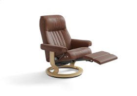 Stressless Crown Large Leg Comfort