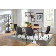 Chambler Grey Dining Chair