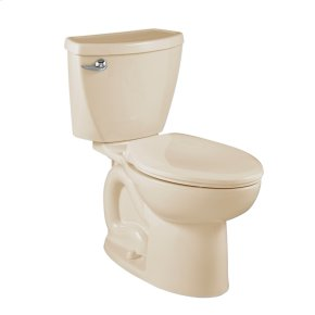Cadet 3 Compact Right Height Elongated Toilet - 1.6 gpf - Bone