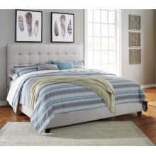 King Upholstered Bed