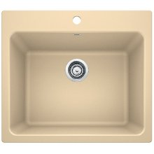 Blanco Liven Laundry Sink - Biscotti