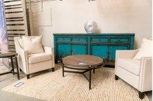 Libbit 4Dwr 4Dr Sideboard Antique Blue