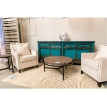 Libbit 4Dwr 4Dr Sideboard Antique Blue
