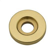 Polished Brass Cabinet Pull Base