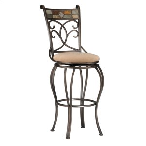 Hillsdale FurniturePompei Swivel Counter Stool
