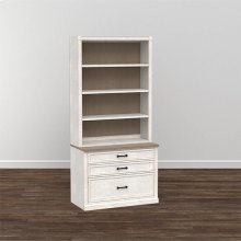 "Bella 40"" Library Bookcase"