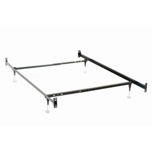CoasterBolt-on Bed Frame for Twin and Full Headboards and Footboards