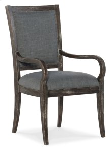 Dining Room Beaumont Upholstered Arm Chair